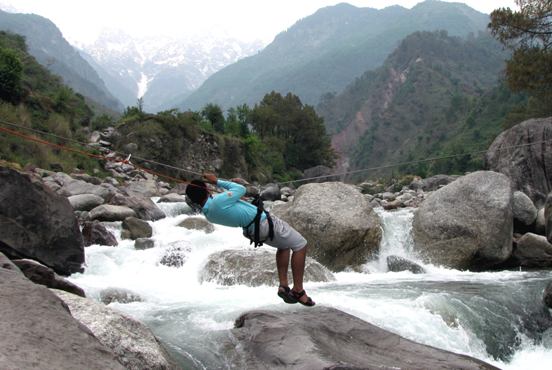 Valley Crossing Adventure Sports