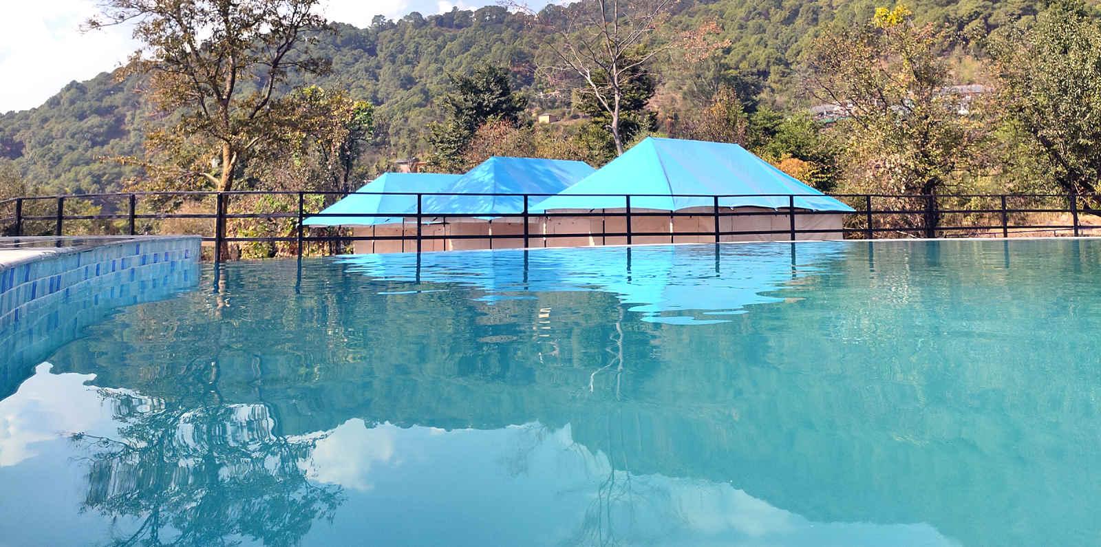 Pristine Camping in Dharamshala